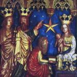 Барельеф в соборе Св Стефана / Вена, 1359 -1511/