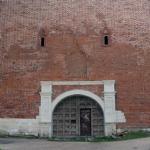 Копытенская башня - проезжие ворота