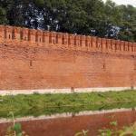 стена около Копытенской башни
