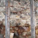 внутреняя кладка стены