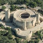 Общий вид замка Бельвер