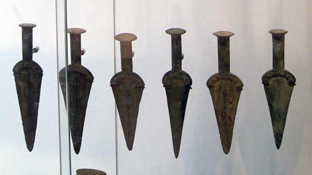 Чинкуэда, бронза /музей Армии, г. Париж/