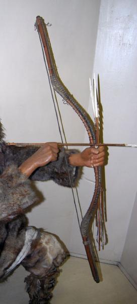 лук, эскимосы /Кунсткамера/