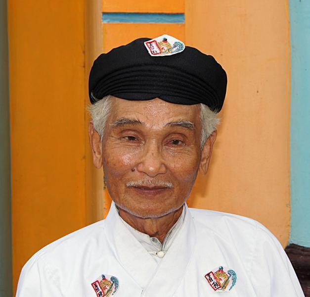 служитель культа /г. Ка Мау Вьетнам/
