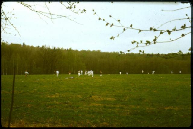занятия в поле